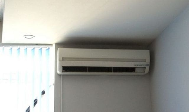 air conditioning installation 1