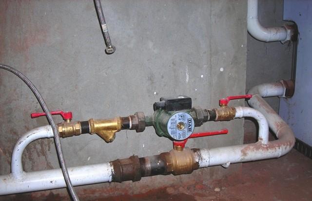 Насосы систем отопления